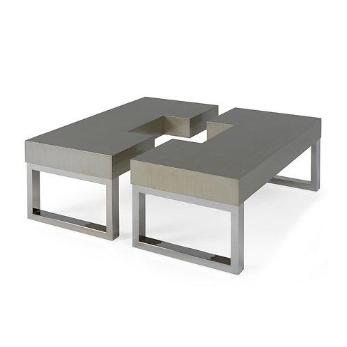 SANTORINI 2PC COCKTAIL TABLE