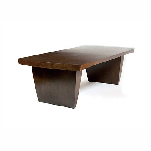 WEDGE DINING TABLE