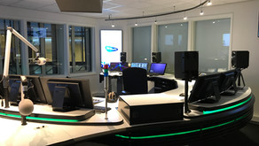 Sky Radio - On-Air Studio