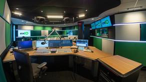 Radio 10 - vernieuwen radiostudio