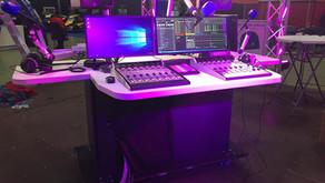 Omroep Friesland - mobiele studio