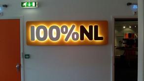100% NL - inrichten On-Air Studio