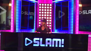 SLAM - herindelen On-Air Studio