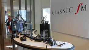 Classic FM - studiomeubel
