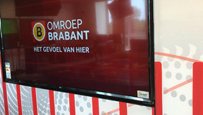 Omroep Brabant akoestische aankleding + Camera's