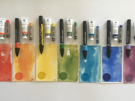 L' Énergie des couleurs by V.ro