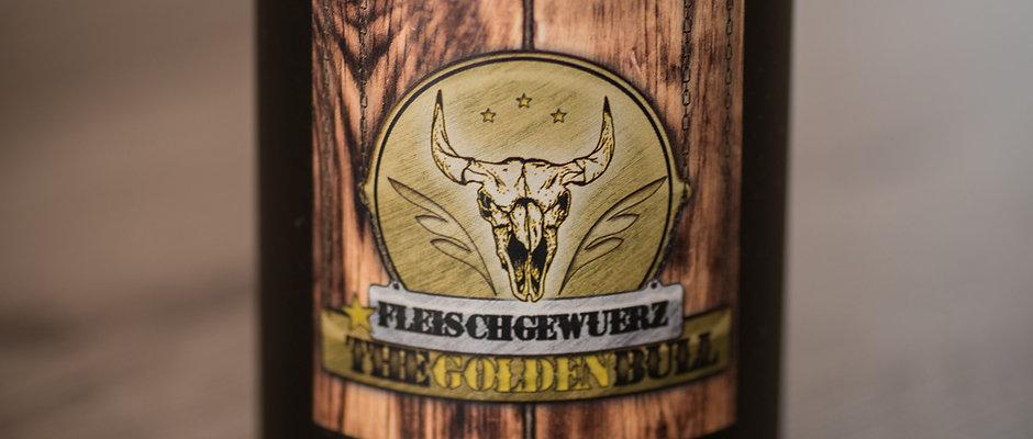 """Fleischgewürz """"The Golden Bull"""""""