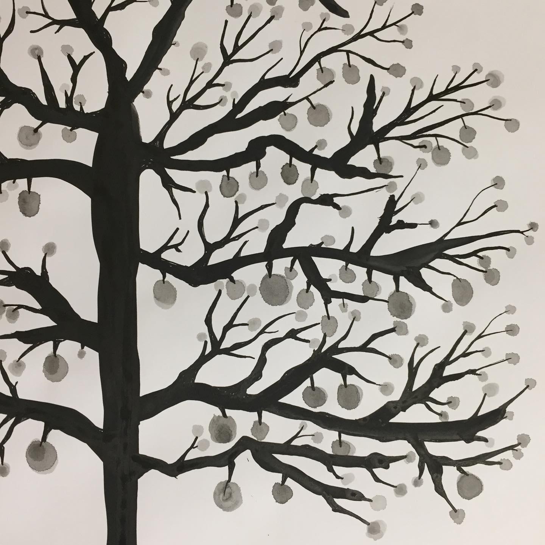 Sumi tree.