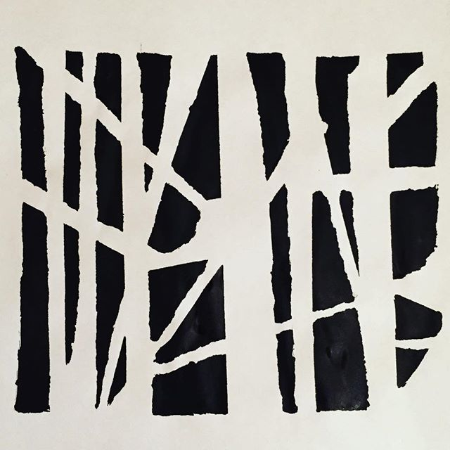 """"""" Forest"""" Paper.Ink"""