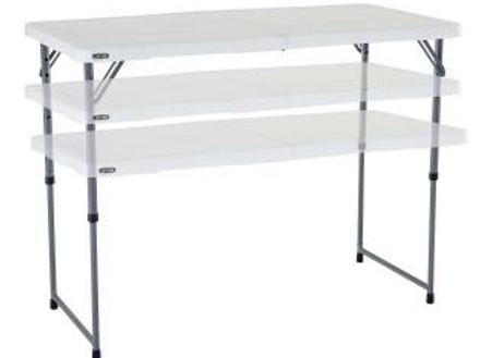 4 ft Rectangle Table