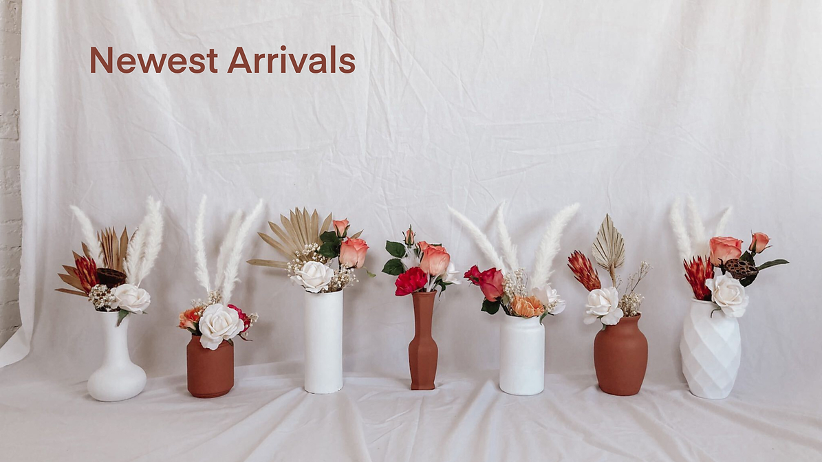 Newest Arrivals Wedding Package