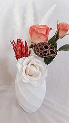 White Vase 2