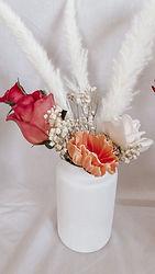 White Vase 3