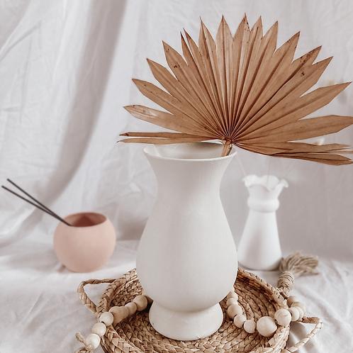 Large Hourglass Vase