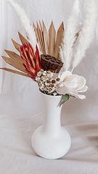 White Vase 1