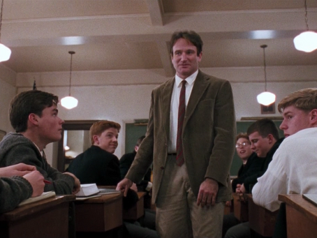 Teachers In Talkies | Dead Poets Society