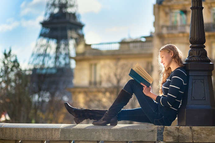 French summer reading for A-level students
