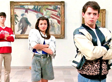 Teachers In Talkies | Ferris Bueller's Day Off