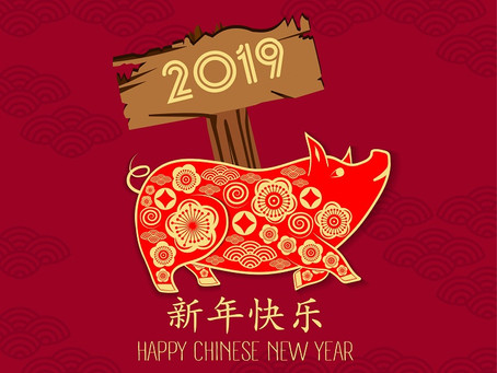 Year of the Pig: what can we learn from Chinese New Year 2019?