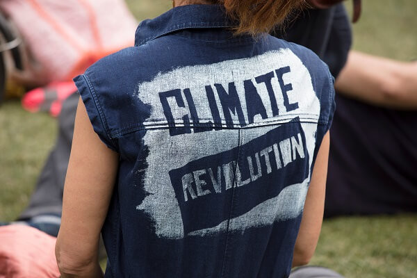 Climate Protests Target Pollution
