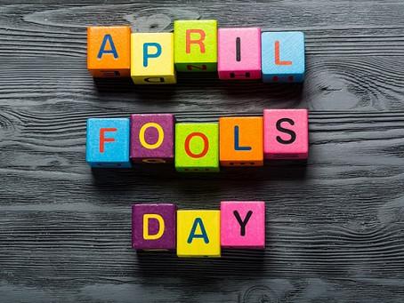 April Fools' Day | Pranks For Tutors
