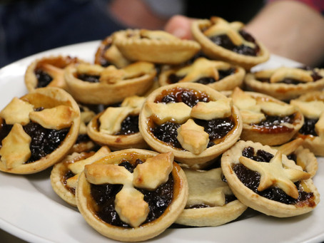 Maths with Mince Pies