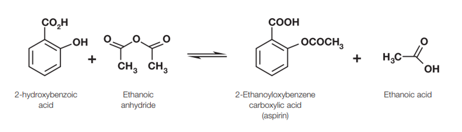 Ethanoic Anhydride Is An Activated Form Of Acid Which Most You Will Have Encountered In Its Dilute As The Vinegar Put On Fish And