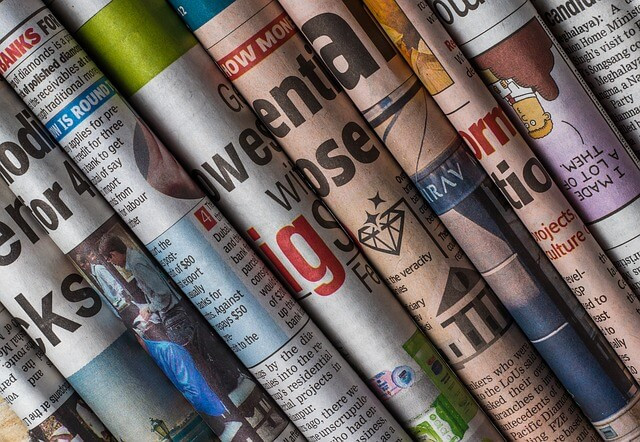 French newspapers for A-level students