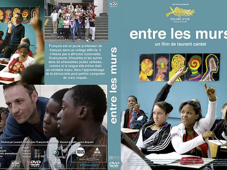 "Entre Les Murs (""The Class"") 