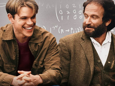 Motion Picture Musings: What Can We Learn From Good Will Hunting?