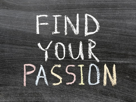 Funding your Present to Find your Passion