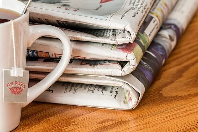 Spanish newspapers for language students