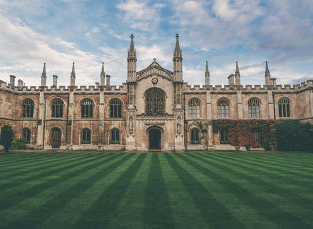 Choosing the 'right' Cambridge college
