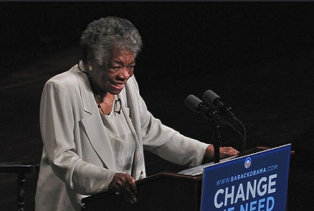 Famous Tutors/Students from History | Maya Angelou