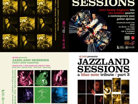DJ Lubi Presents Jazzland Sessions Leeds (Live Feature)