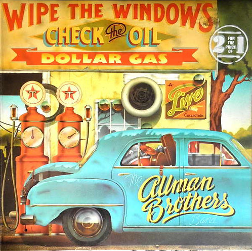 The Allman Brothers - Wipe The Windows, Check The Oil, Dollar Gas
