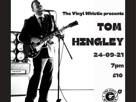 Tom Hingley Instore - 24/09/21
