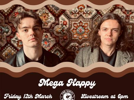 Mega Happy LIVESTREAM - 12/03/21