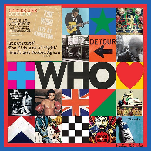 The Who - Live at Kingston