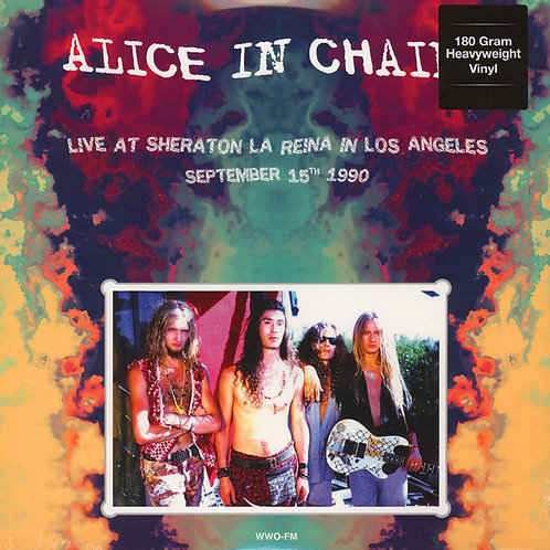 Alice In Chains - Live at Sheraton La Reina in Los Angeles September 15th 1990
