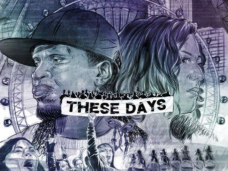 These Days - Daniel Casimir & Tess Hirst (Album Review + Interview)