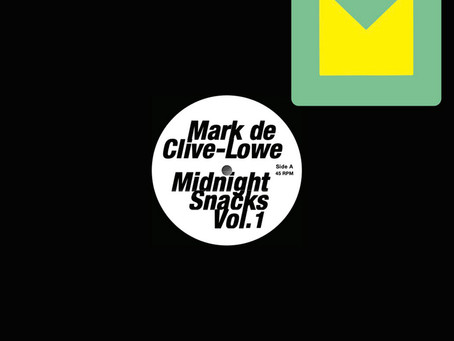 Mark de Clive-Lowe - Midnight Snacks Vol. 1 (EP Review)