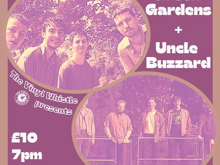 Green Gardens + Uncle Buzzard Instore - 14/08/21