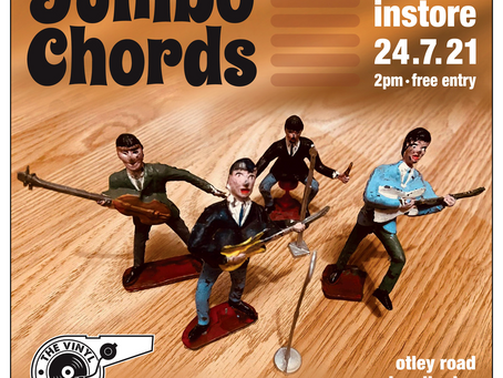 Jumbo Chords Instore - 24/07/21