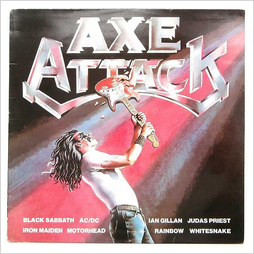 Axe Attack (Various Artists)