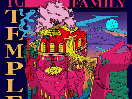 TC & The Groove Family - Temple (Single Review)