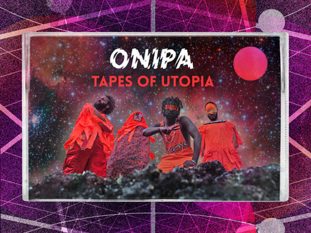 ONIPA - 'Tapes of Utopia' (Mixtape Review)