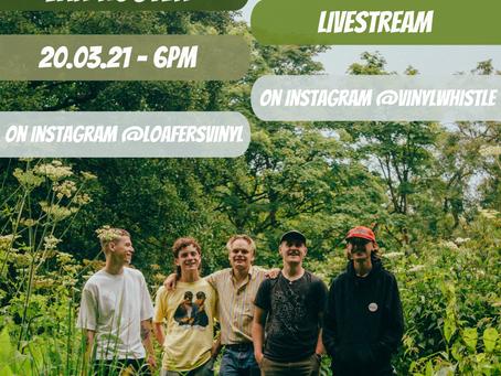 Van Houten LIVESTREAM - 20/03/21