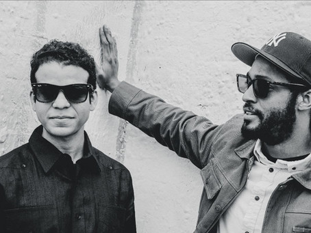 Aquiles Navarro & Tcheser Holmes Interview