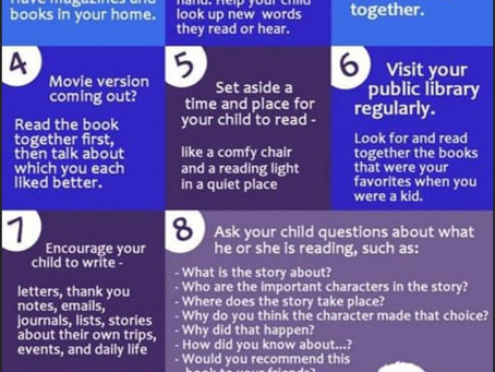 9 Ways a Parent Can Help With Reading